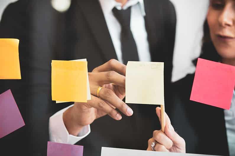 Was sollte ein klassischer Businessplan enthalten?